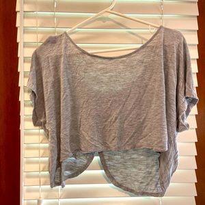 Cropped women shirt